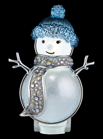 Sparkly Snowman Nightlight Wallflowers Fragrance Plug