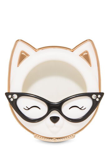 Smarty Cat Visor Clip Car Fragrance Holder