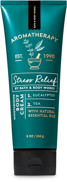 Eucalyptus Tea Body Cream