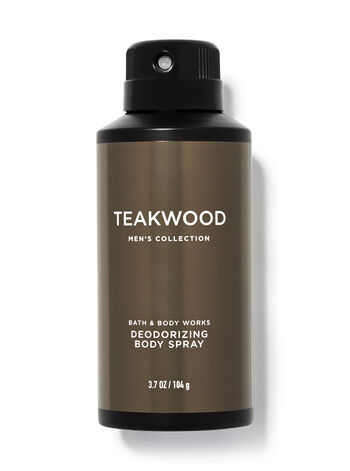 Teakwood Deodorizing Body Spray