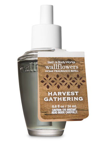 Harvest Gathering Wallflowers Fragrance Refill - Bath And Body Works