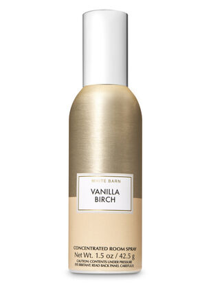 Vanilla Birch Concentrated Room Spray