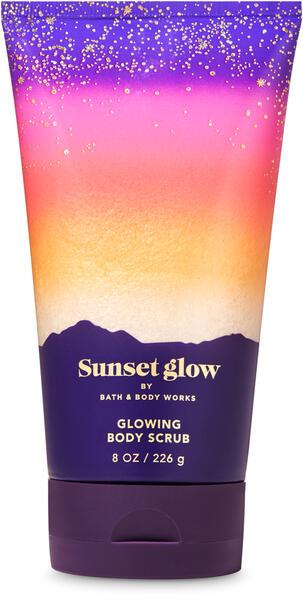 Sunset Glow Glowing Body Scrub