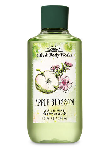 Signature Collection Apple Blossom Shower Gel - Bath And Body Works