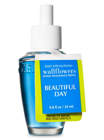 Beautiful Day Wallflowers Fragrance Refill - Bath And Body Works