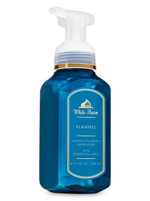Flannel Gentle Foaming Hand Soap