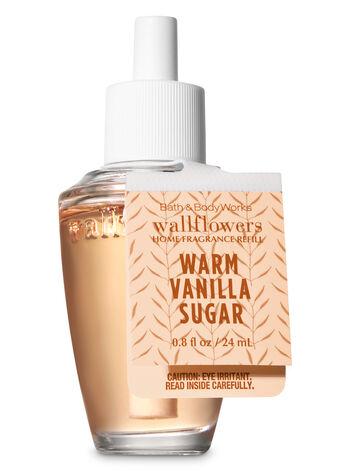 Warm Vanilla Sugar Wallflowers Fragrance Refill - Bath And Body Works