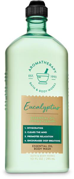 Eucalyptus Essential Oil Body Wash
