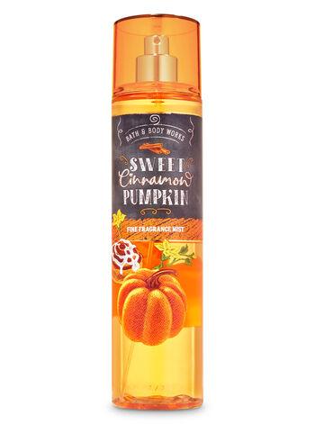 Sweet Cinnamon Pumpkin Fine Fragrance Mist