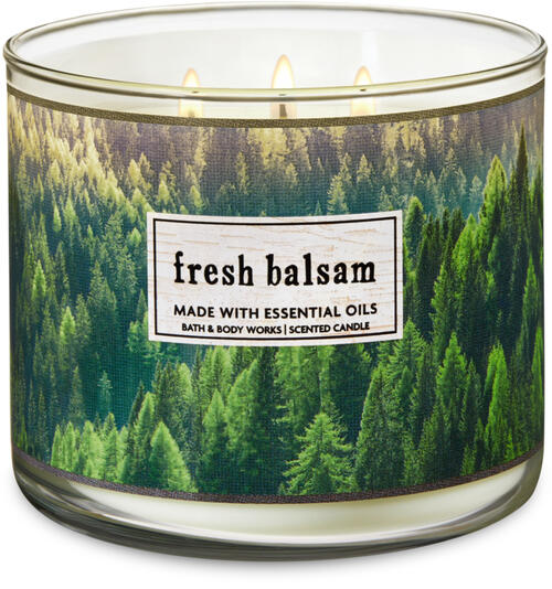 3 Wick Candles Bath Amp Body Works