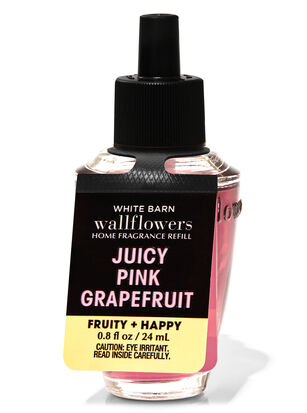 Juicy Pink Grapefruit Wallflowers Fragrance Refill