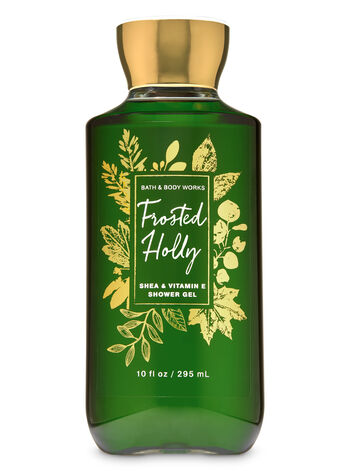 Frosted Holly Shower Gel - Bath And Body Works