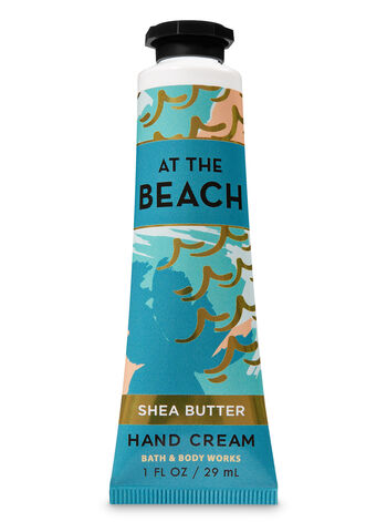 Signature Collection At the Beach Hand Cream - Bath And Body Works