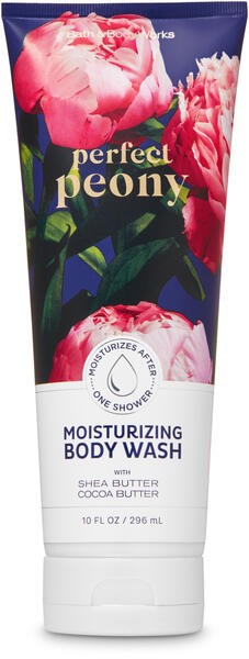 Perfect Peony Moisturizing Body Wash