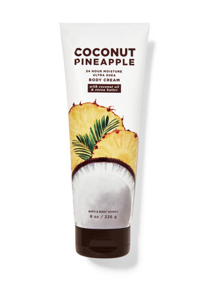 Coconut Pineapple Ultra Shea Body Cream