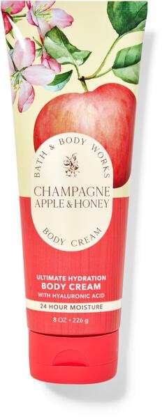 Champagne Apple & Honey Ultimate Hydration Body Cream