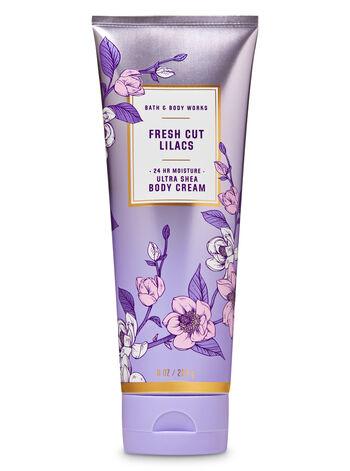 Fresh Cut Lilacs Ultra Shea Body Cream - Bath And Body Works
