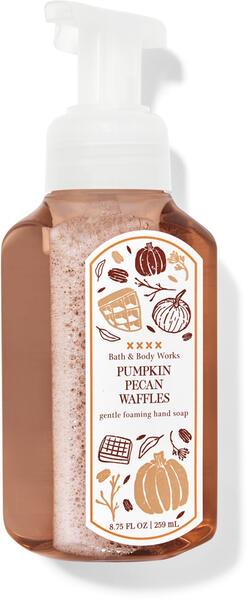 Pumpkin Pecan Waffles Gentle Foaming Hand Soap