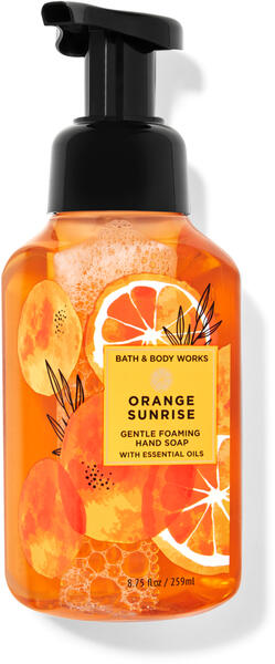 Orange Sunrise Gentle Foaming Hand Soap