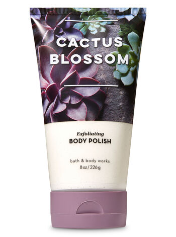 Signature Collection Cactus Blossom Exfoliating Body Polish - Bath And Body Works