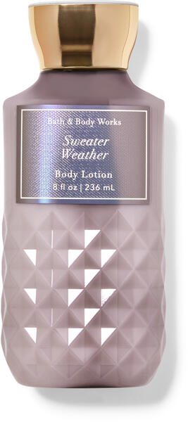 Sweater Weather Super Smooth Body Lotion