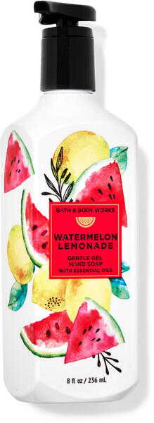 Watermelon Lemonade Gentle Gel Hand Soap