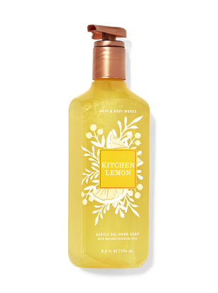 Kitchen Lemon Gentle Gel Hand Soap
