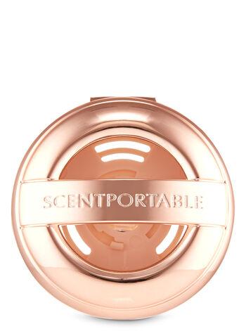 Rose Gold Vent Clip Car Fragrance Holder