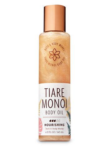 Tiare Monoi Body Oil - Bath And Body Works