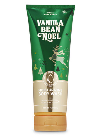 Vanilla Bean Noel Moisturizing Body Wash - Bath And Body Works