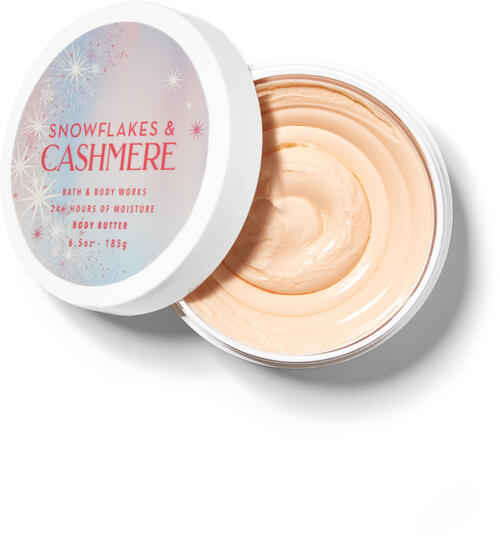 Snowflakes & Cashmere Body Butter