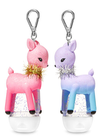 Reindeer Buddies PocketBac Holders - Bath And Body Works
