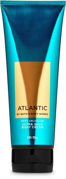 Atlantic Ultra Shea Body Cream