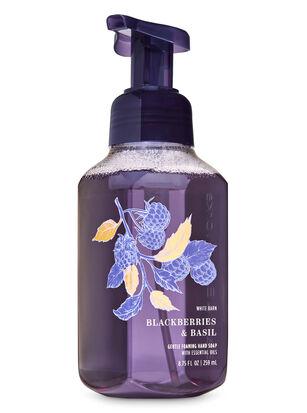 Blackberries & Basil Gentle Foaming Hand Soap