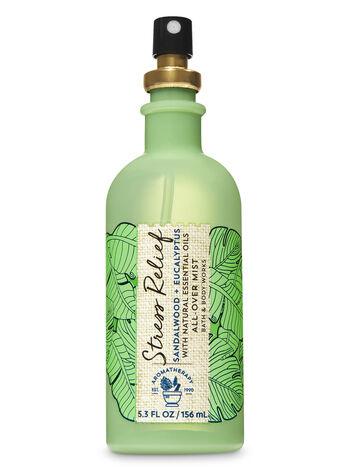 Aromatherapy Sandalwood Eucalyptus All-Over Mist - Bath And Body Works