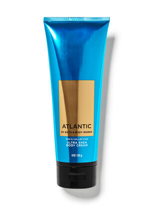 Atlantic Ultra Shea Body Cream