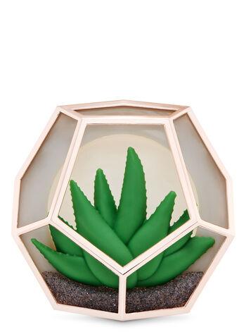Terrarium Visor Clip Car Fragrance Holder