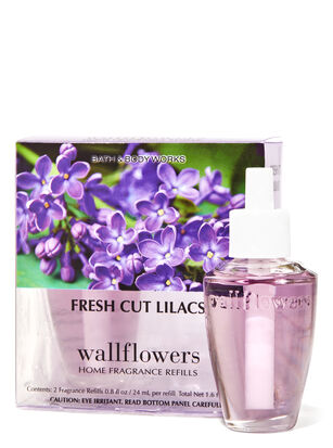 Fresh Cut Lilacs Wallflowers Refills 2-Pack