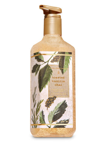 Toasted Vanilla Chai Deep Cleansing Hand Soap - Bath And Body Works