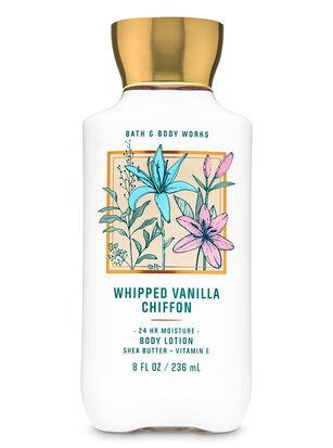 Whipped Vanilla Chiffon Super Smooth Body Lotion