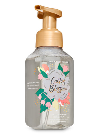 Cactus Blossom Gentle Foaming Hand Soap - Bath And Body Works