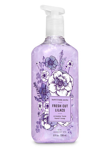 Fresh Cut Lilacs Creamy Luxe Hand Soap - Bath And Body Works