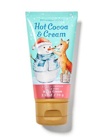 Hot Cocoa & Cream Travel Size Body Cream