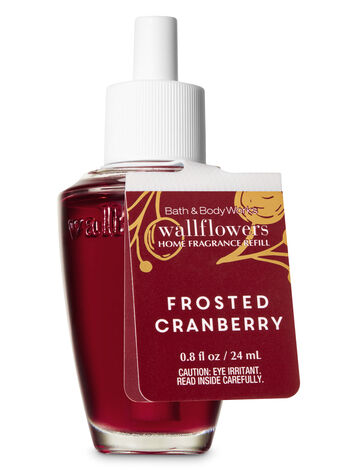 Frosted Cranberry Wallflowers Fragrance Refill - Bath And Body Works