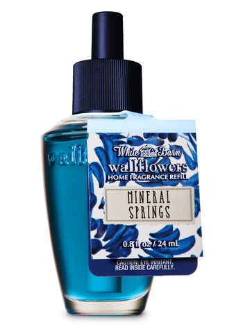 Mineral Springs Wallflowers Fragrance Refill - Bath And Body Works