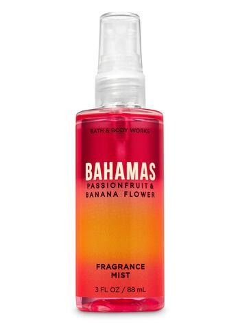 Bahamas Passionfruit & Banana Flower Travel Size Fine Fragrance Mist - Bath And Body Works
