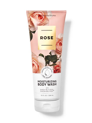 Rose Moisturizing Body Wash