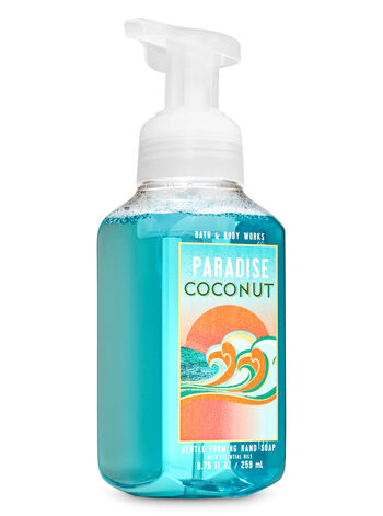 Paradise Coconut Gentle Foaming Hand Soap - Bath And Body Works