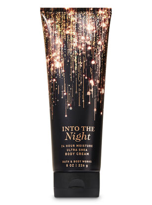 Into the Night Ultra Shea Body Cream