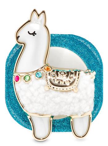 Llama Visor Clip Car Fragrance Holder